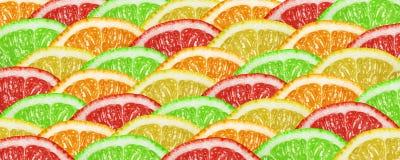 背景柑橘 库存照片