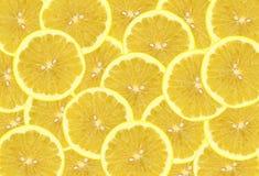 背景柠檬 免版税库存图片