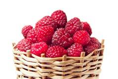 背景查出的莓白色 库存照片