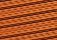 背景核桃定调子与棕色条纹样式的木纹理 免版税库存图片
