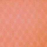 背景格栅橙色纹理织法 库存图片