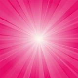 背景桃红色光芒 皇族释放例证