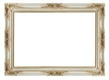 背景框架葡萄酒白色 图库摄影