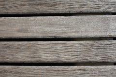 背景桥面木头 库存图片