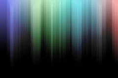 背景棒颜色梯度 免版税库存图片