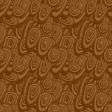 背景棕色无缝 向量例证