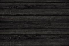 背景棕色树荫纹理木头 黑木墙壁矿石地板 免版税库存图片