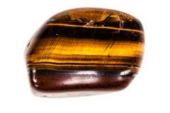 背景棕色理想的无缝的石纹理 免版税库存照片