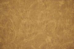背景棕色皮革纹理 免版税库存照片