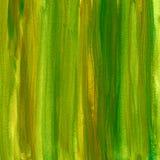 背景棕色绿色被绘的纸张 免版税库存照片