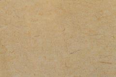 背景棕色老纸张 厚实的纸板 免版税图库摄影