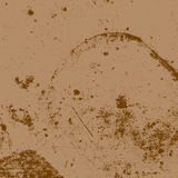 背景棕色grunge 免版税库存图片