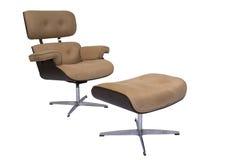背景椅子家具查出的办公室主题白色 免版税图库摄影