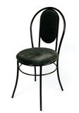 背景椅子现代白色 免版税图库摄影