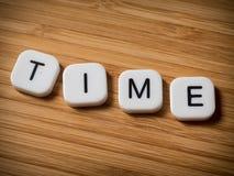 背景概念查出的目的程序时间白色 免版税库存图片