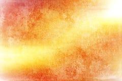 背景橙黄色 免版税图库摄影