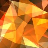 背景橙黄色 库存照片