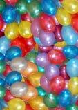 背景气球 免版税库存图片