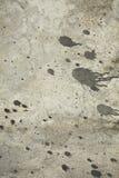背景水泥被弄脏的墙壁 免版税库存图片