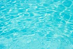 背景池游泳 图库摄影