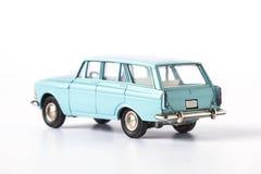 背景汽车查出的玩具白色 免版税图库摄影