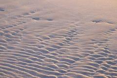 背景沙子海运纹理 库存照片