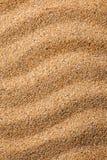 背景沙子黄色 库存照片