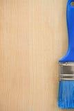 背景油漆刷木头 免版税图库摄影