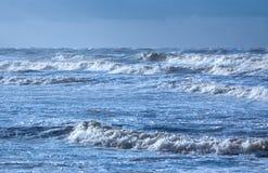 背景海洋 免版税库存图片