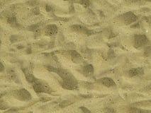背景海滩沙子构造了 免版税库存照片