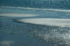 背景海滩ii 免版税库存图片
