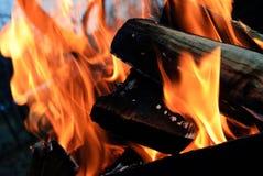 背景火发火焰高图象解决方法 免版税图库摄影