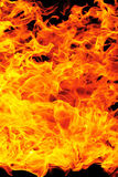 背景火火焰 免版税图库摄影