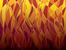 背景火焰热物质本质 库存图片