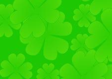 背景爱尔兰语 库存例证