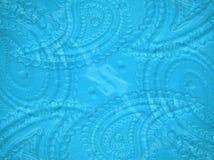 背景玻璃佩兹利 免版税图库摄影