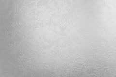 背景玻璃轻的银 免版税库存图片