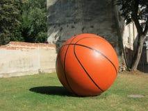 背景球篮球查出的白色 库存照片