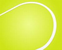 背景球网球 免版税图库摄影