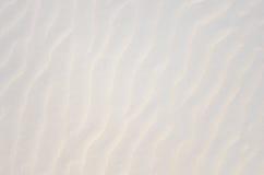 背景理想的沙子纹理 模式 免版税库存照片