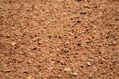 背景理想的沙子纹理 免版税库存照片