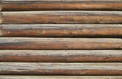 背景用了木材建造 免版税库存照片