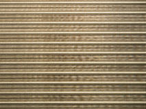 背景由一连串形成了凝聚的单位的铝 免版税库存照片