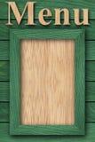 背景由木板条做成 免版税库存照片
