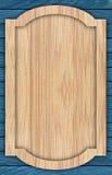 背景由木头制成 库存照片