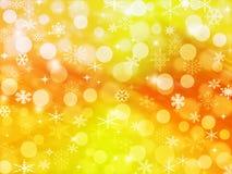 背景电灯泡圣诞节defocused图象光 免版税库存照片