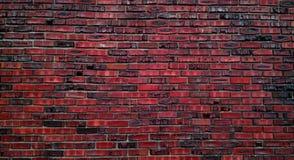 背景的多彩多姿的砖墙 免版税图库摄影