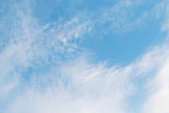 背景的天空 库存照片