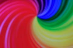 背景的彩虹玫瑰色花和colorfull瓣 免版税库存图片