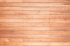 背景的木墙壁板条纹理 免版税库存图片